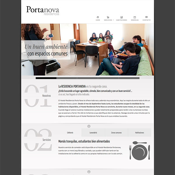 Proyecto de Residencia Portanova