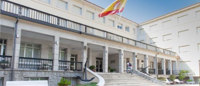 Residencia Barroso: entrada