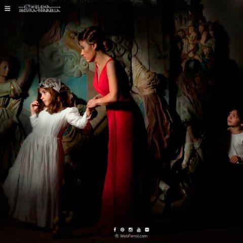 Página de Helena Segura-Torrella