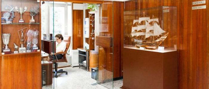 Residencia Barroso: oficina